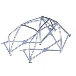 Extincteur FIA SPARCO kit 4,25L mécanique aluminium