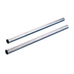 Echappement inox HJS sur mesure : tubes droits inox 1 mètre