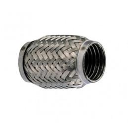 Echappement inox HJS sur mesure : tubes flexbiles inox