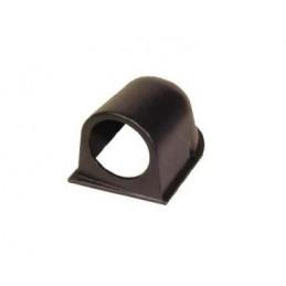 Support PVC pour 1 manomètre diamètre 52 mm