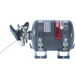 Extincteur Kit automatique 2,25kg mécanique acier Lifeline