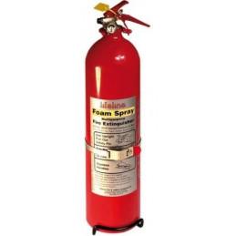Extincteur manuel liquide AFFF 2,4L Lifeline Zero 2000