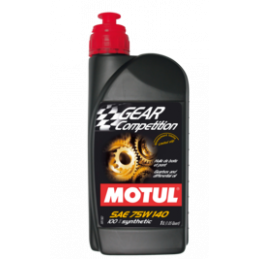 Gear Competition MOTUL 1L 75W140