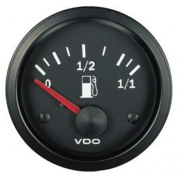 Manomètre jauges de carburant VDO cockpit vision