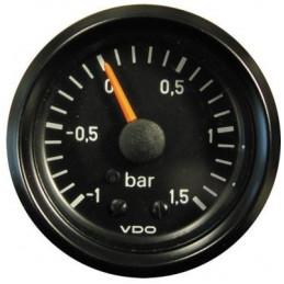 Manomètre de pression de turbo VDO cockpit vision
