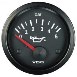 Manomètre pression d'huile VDO cockpit vision