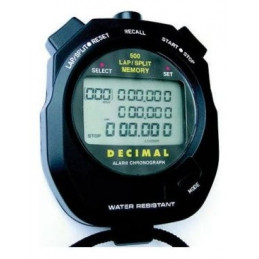 Chronomètre Chrono 500 RECALL