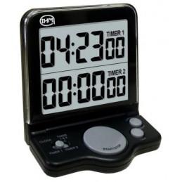 Chronomètre Horloge à double affichage