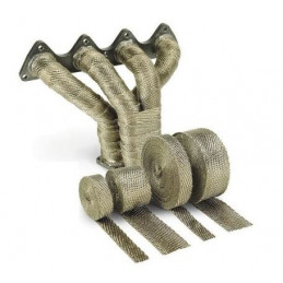 Protection thermique ruban isolant Titanium