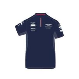 Polo ASTON MARTIN Team Bleu pour homme
