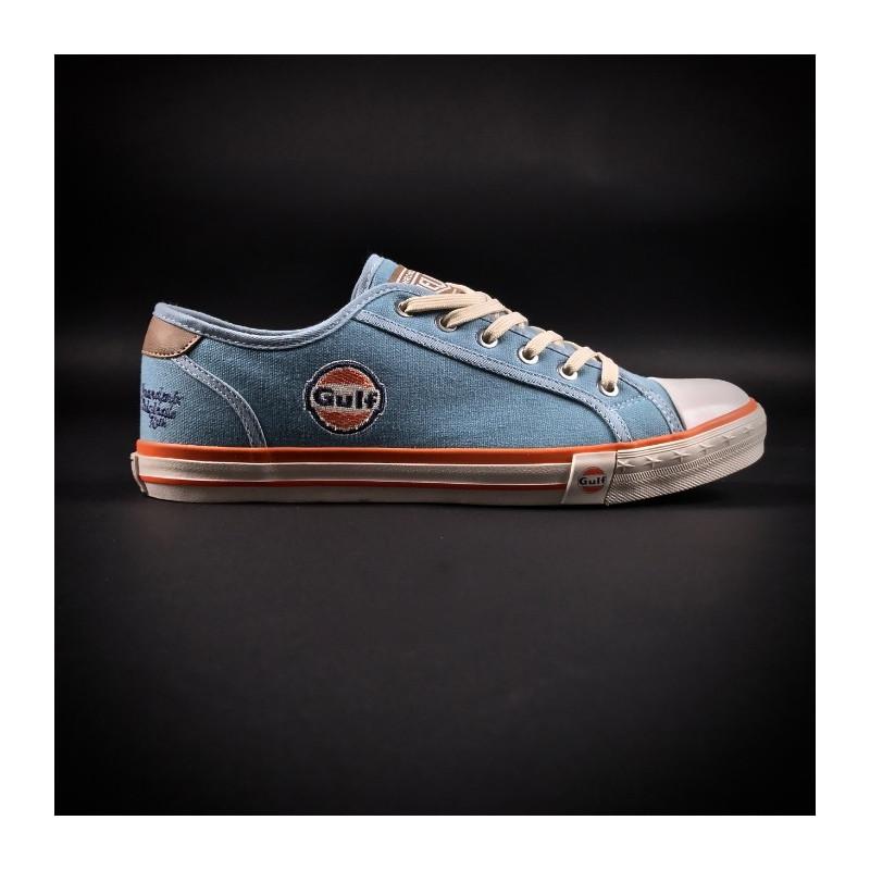 Chaussures GULF LOGO Bleu clair pour homme