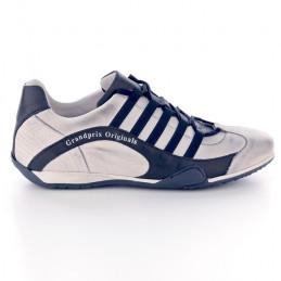 Chaussures GULF Admiral blanc / bleu pour Homme