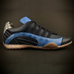 Chaussures GULF Racing Bleu  foncé pour homme