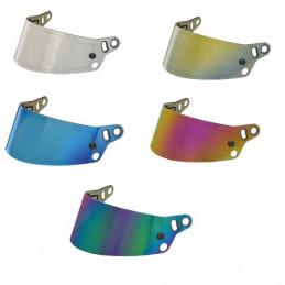 Visières mirroir pour casques BELL RS3, RS3-K et HP3