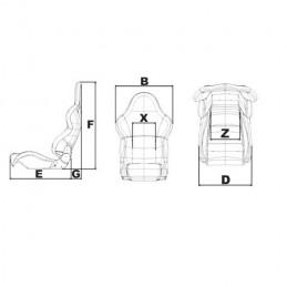 Mécanisme d'embrayage racing monodisque à patins aéré CP7381