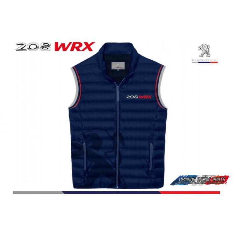 Doudoune Peugeot WRX 2018