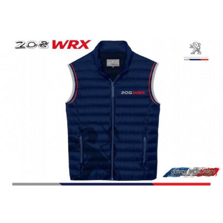 Doudoune Peugeot sport 208 WRX