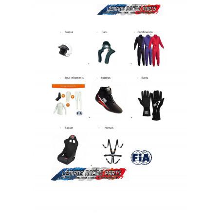 PACK COMPLET FIA