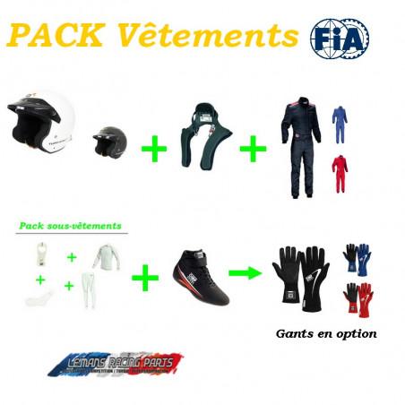PACK Vêtements FIA