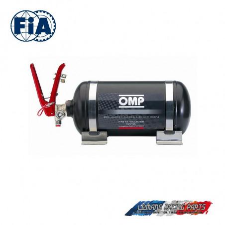Extincteur FIA OMP kit automatique 2,8 L mécanique acier