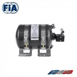 Extincteur FIA LIFELINE Kit ZERO 360 électrique aluminium