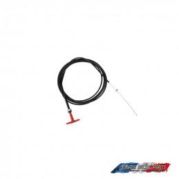 Tirette + câble 4 mètres pour kits extincteur LIFELINE