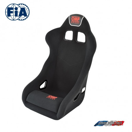 Baquet FIA OMP SPORT Rac xl