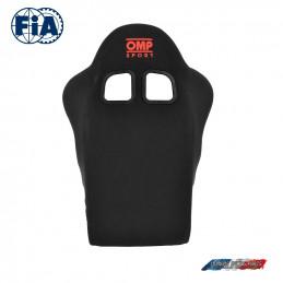 Pack Baquet FIA OMP SPORT Rac + Harnais Turn one FIA