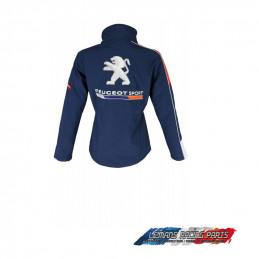 Veste Softshell Peugeot Sport REPLICA Femme