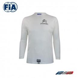 T-shirt FIA  Citroën sport manches longues