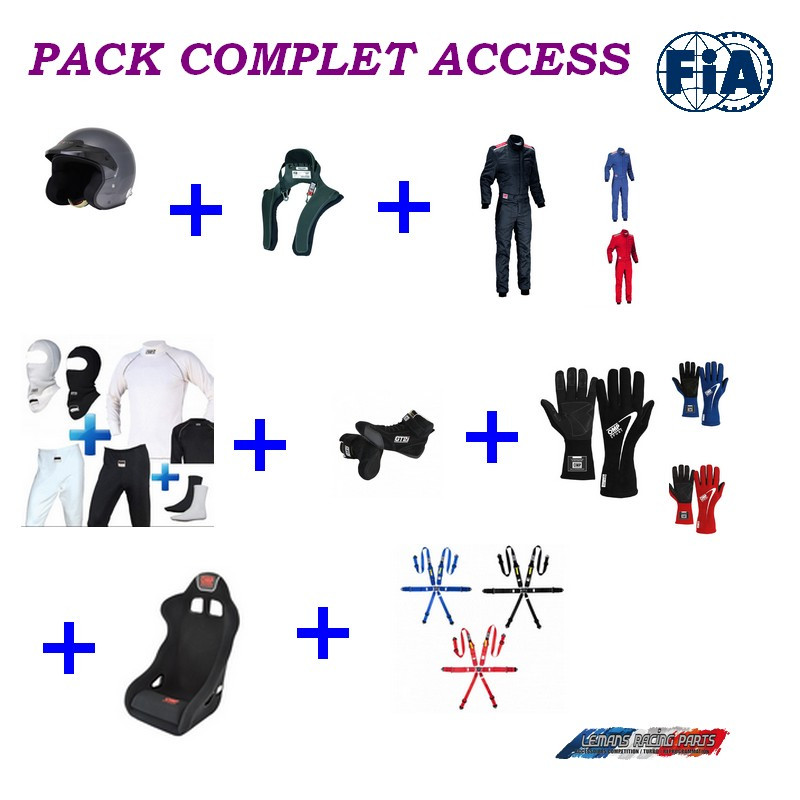 PACK COMPLET FIA ACCESS