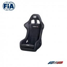 Pack Baquet FIA OMP First-R  + Harnais FIA