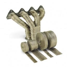 Ruban de protection thermique titanium 50 mm x 15 m