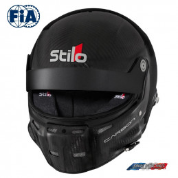 Casque FIA intégral Stilo ST5 GT Carbon