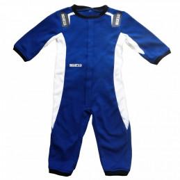 Combinaison de bébé SPARCO Bleue