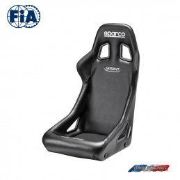 Baquet FIA SPARCO Sprint Sky noir