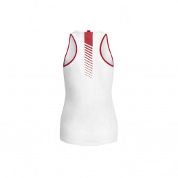 Débardeur RED BULL Logo blanc pour femme