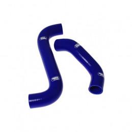 Kit durites silicone SAMCO pour SUBARU Impreza WRX/STi 2000-2008 refroidissement bleu