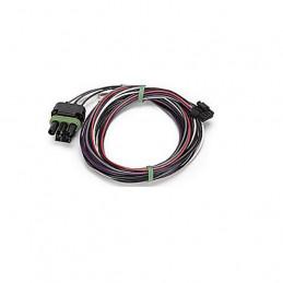 Câblage pour manomètres de pression de turbo