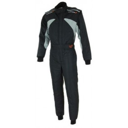 Combinaison Karting k-suit turn one gris