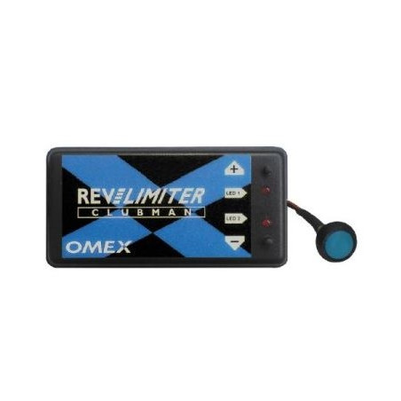 Limiteur de régime Omex Clubman + Launch Control
