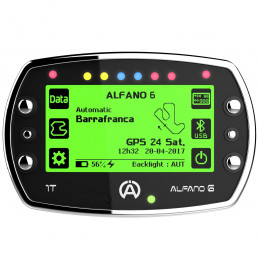 Système d'acquisition de données ALFANO 6 1T