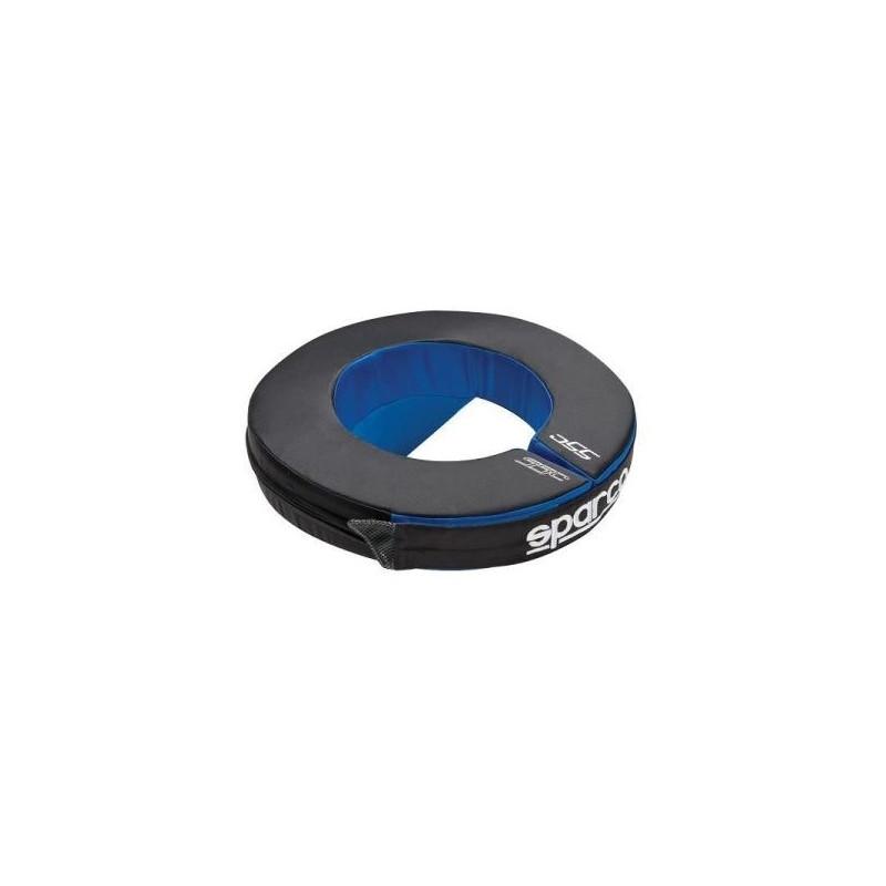 Minerve karting sparco bleu