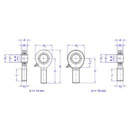 Rotules LS Qualité supérieur