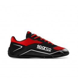 Chaussures SPARCO S-Pole rouge pour homme