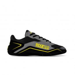 Chaussures SPARCO S-Pole jaune pour homme