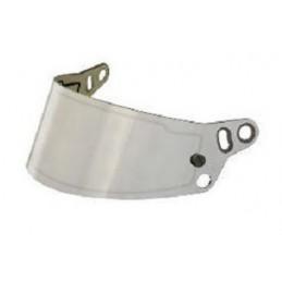 Visière mirroir pour casques BELL HP7, RS7, RS7-K et KC7-CMR argent