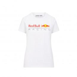 T-shirt RED BULL Team RACING Blanc femme