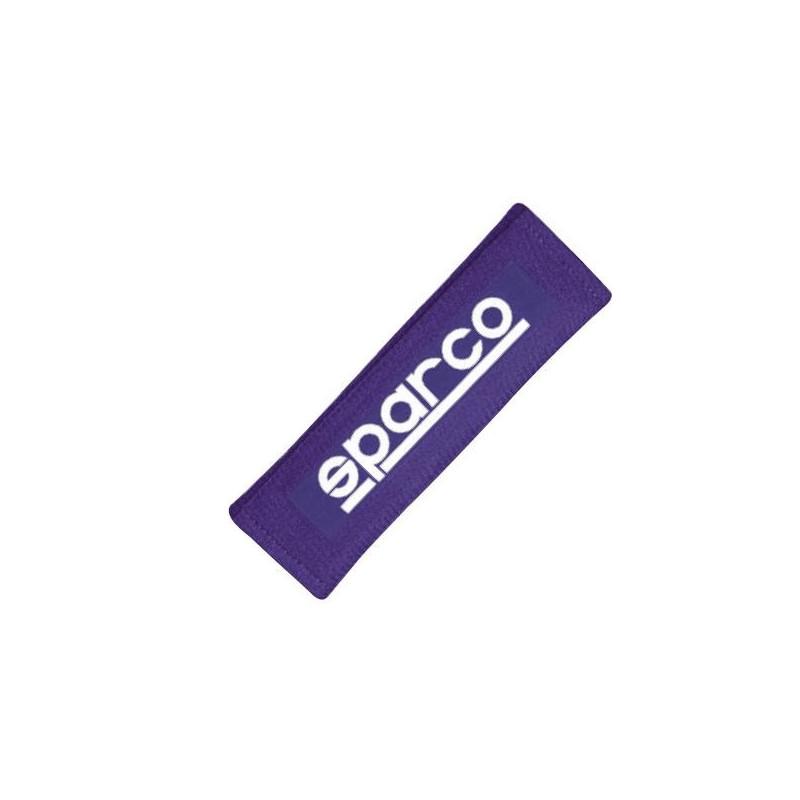 Protections épaules SPARCO bleu