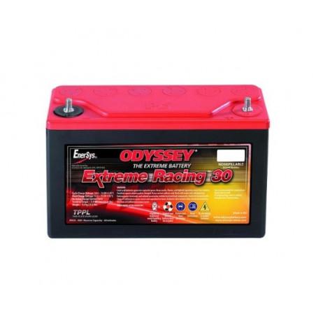 BATTERIE ODYSSEY EXTRÊME RACING 30 34 A/H DÉMARRAGE 950 A